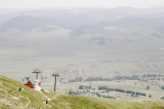 Ski Center - Zabljak, Durmitor, Montenegro