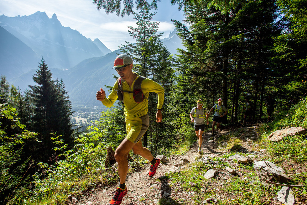 Trail Running - Chamonix, France