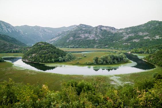 Skardasko River, Montenegro