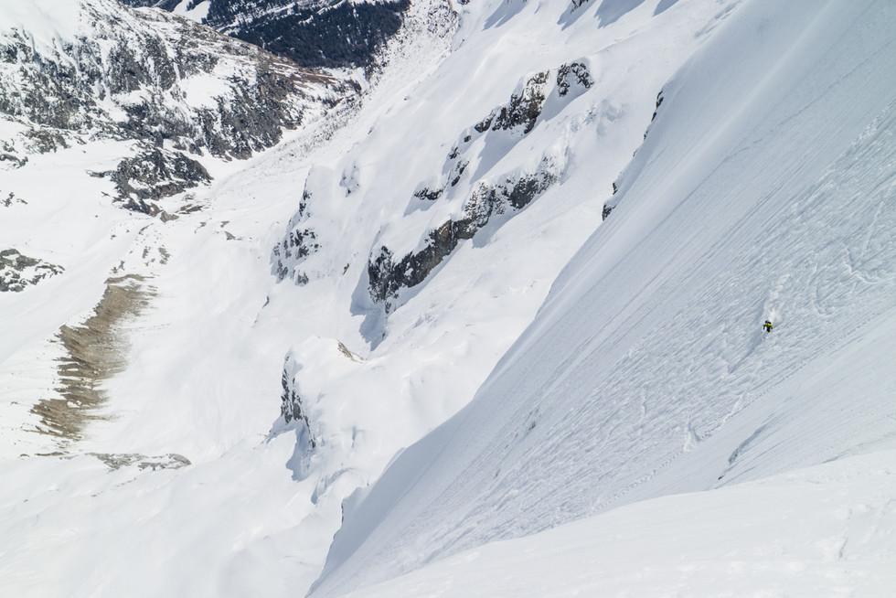Matthieu Vigier - Chamonix, France