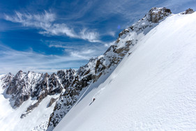 Damien Deschamps - Aiguille de la Noire, Vallée Blanche, Chamonix