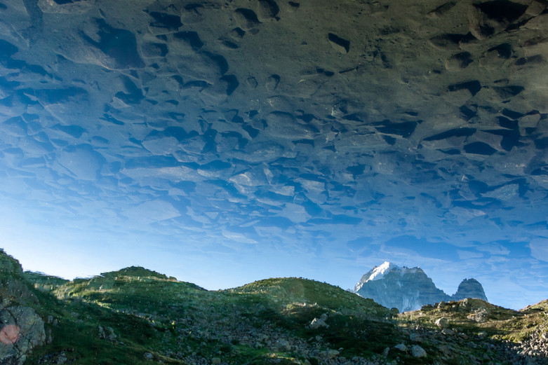 Aiguille Verte - Chamonix Mont-Blanc, France