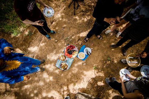 Marocan Lunch