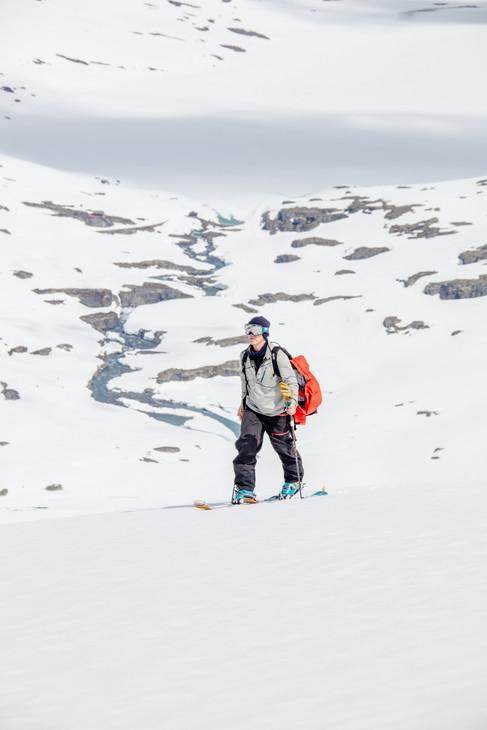 Fred Syversen - Stryn Summer Ski, Norway