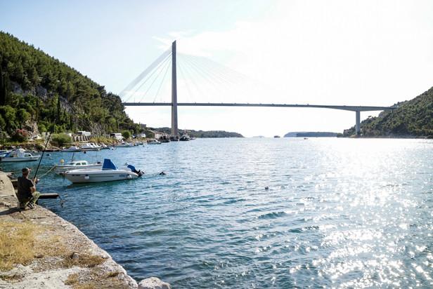 Dubrovnik Bridge - Dubrovnik, Croatia
