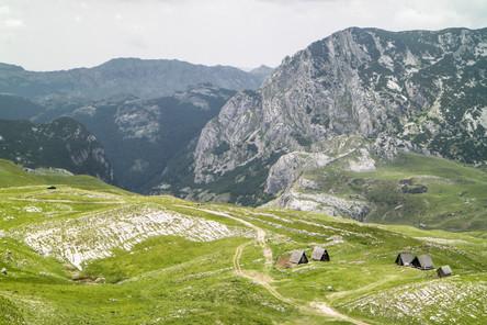 National Park, Durmitor, Montenegro