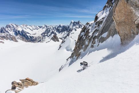 Tof Henry - Aiguille du Midi - Chamonix - Summer Time
