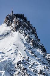 The Mallory Route, Aiguille du Midi, Chamonix