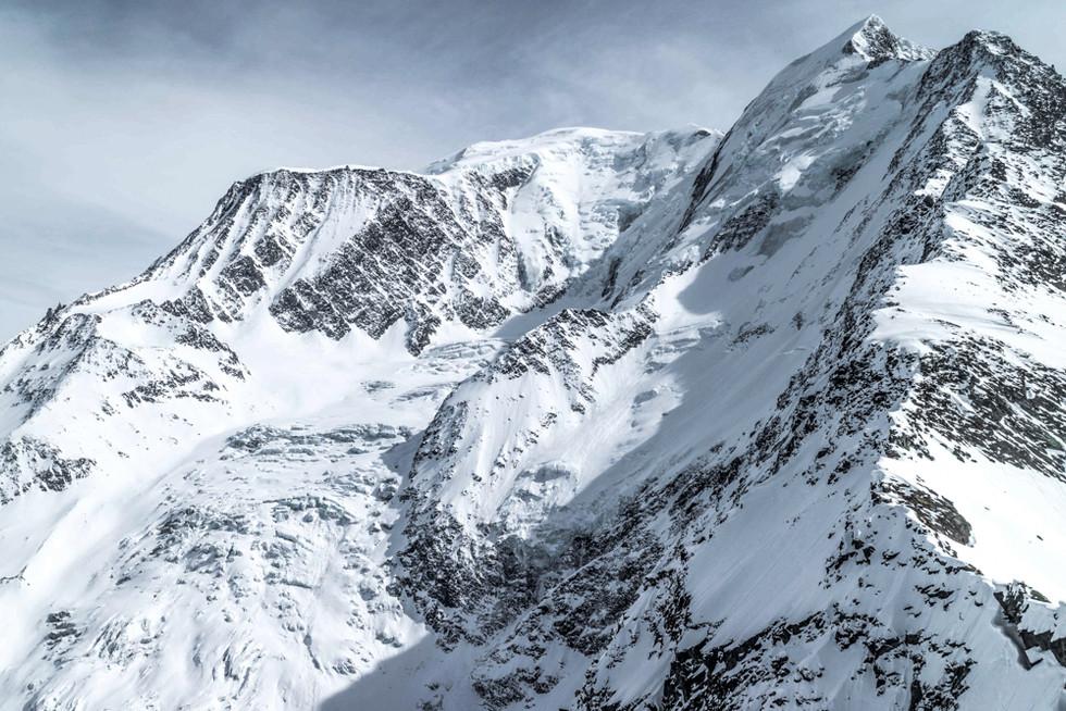 Bionnassay - Chamonix Mont-Blanc, France