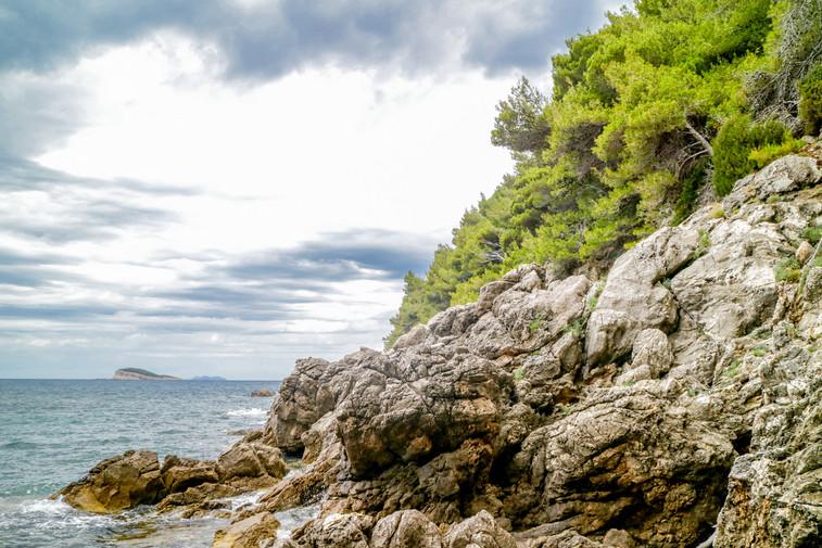 Border Coast- Croatia/Montenegro