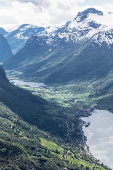 Skylift - Loen, Norway