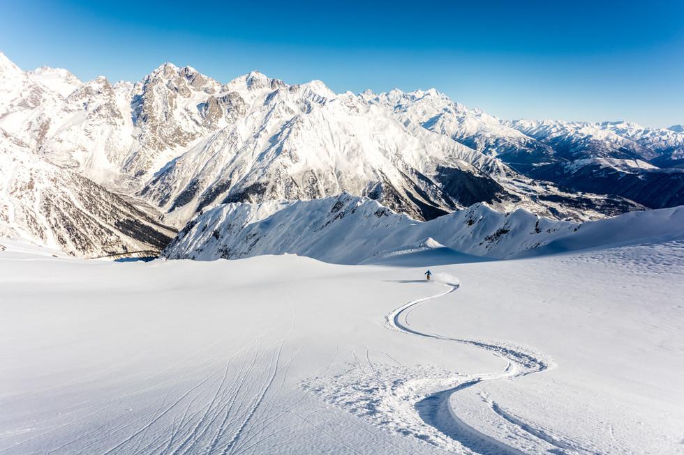 Tof Henry - Mestia, Svaneti