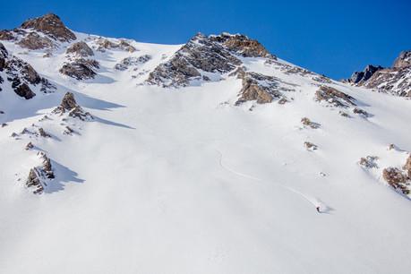 Stephane Routens - Valle Arenas - Cajon del Maipo, Chile