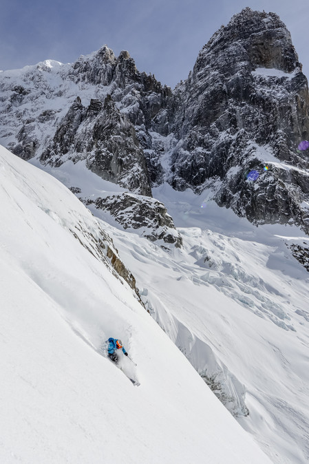 Tof Henry - Grands Montets - Chamonix
