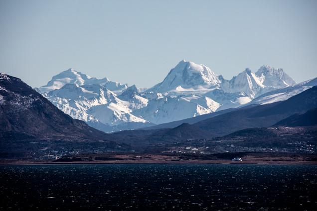 Cordillera Darwin - Ushuaia, Argentina