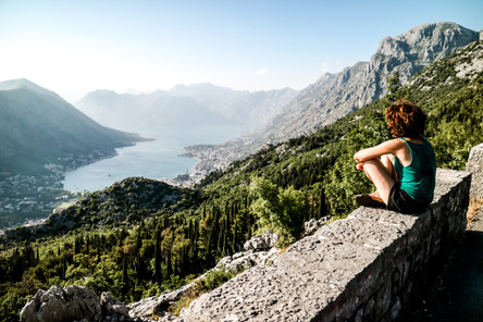 Kotor Bay Fjord, Kotor, Montenegro