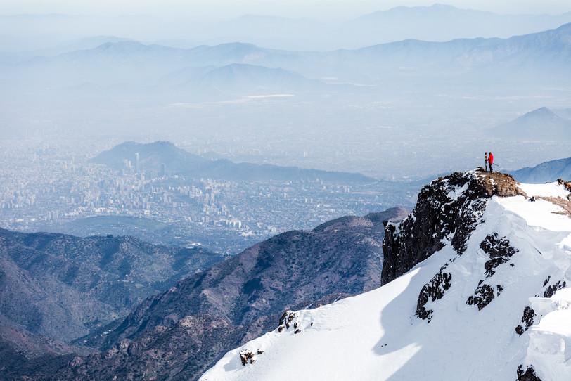 Tof Henry - La Parva, Santiago, Chile