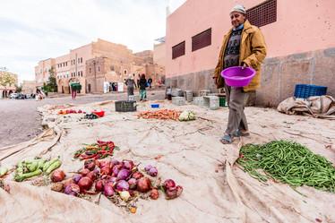 Ouarzazate, Maroc