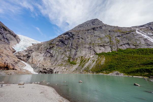 Briksdalsbreen Glacier - Norway