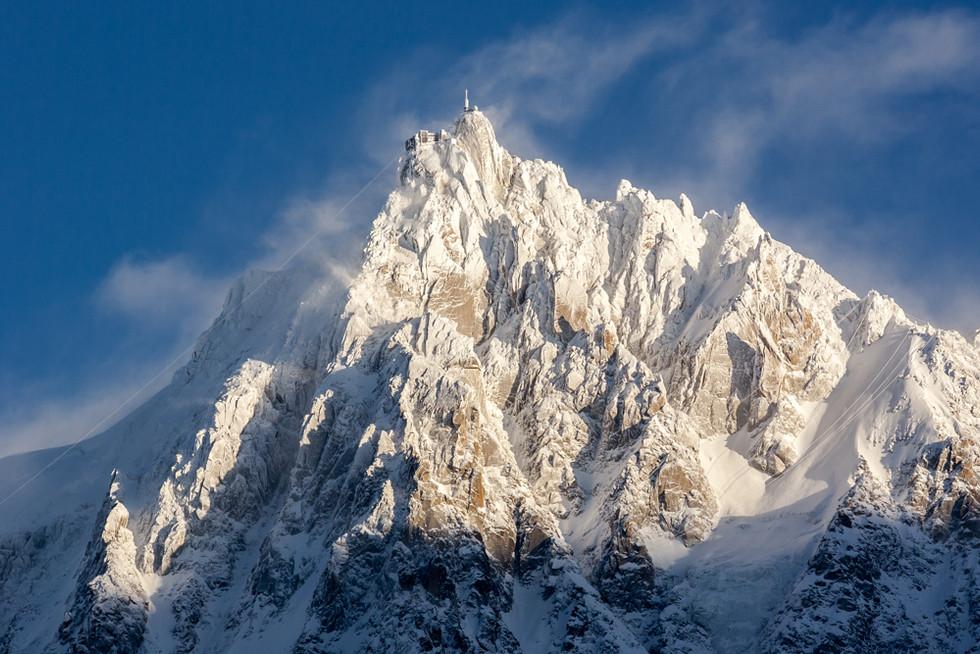Aiguille du Midi - Chamonix Mont-Blanc, France