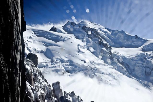 Mont-Blanc - Chamonix Mont-Blanc, France