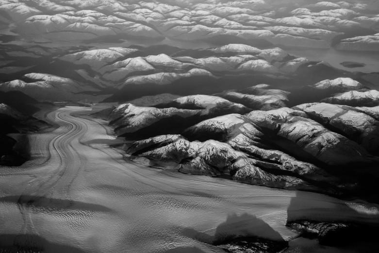 Campo de Gelo Norte , Chile