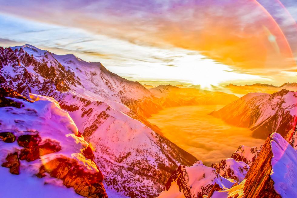 The Valley - Chamonix Mont-Blanc, France