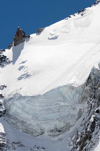 Paul Edouard Millet - NNE des Courtes - Argentiere Bassin -Chamonix