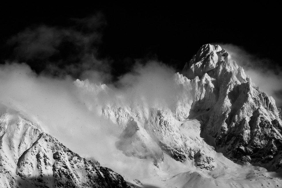 Chardonnet - Chamonix Mont-Blanc, France