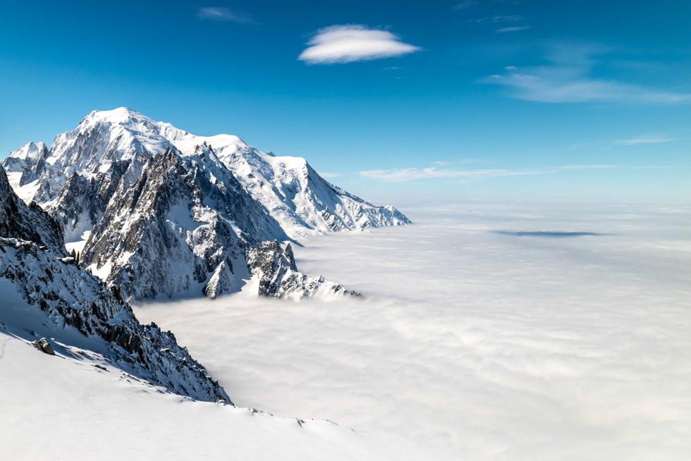 Grands Montets - Chamonix Mont-Blanc, France