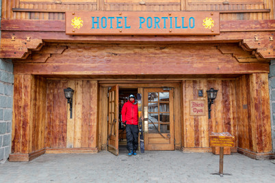 Tof Henry - Portillo, Chile