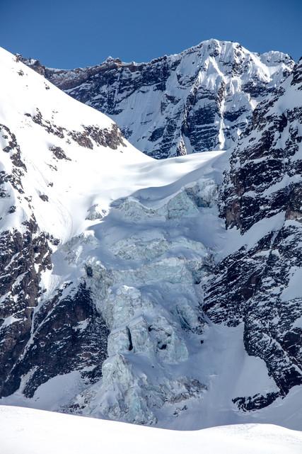 Valle Arenas - Cajon del Maipo, Chile