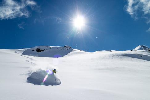 Matthieu Vigier - Aiguille du Midi - Chamonix