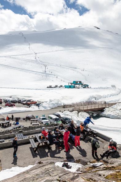 Stryn Summer Ski, Norway