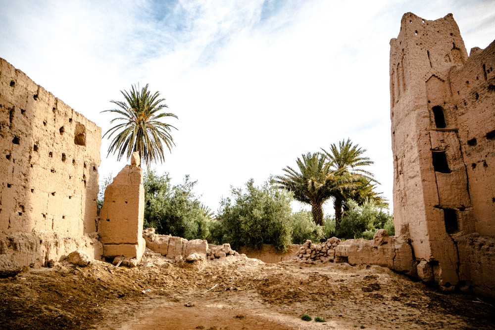 Dades Valley, Maroc