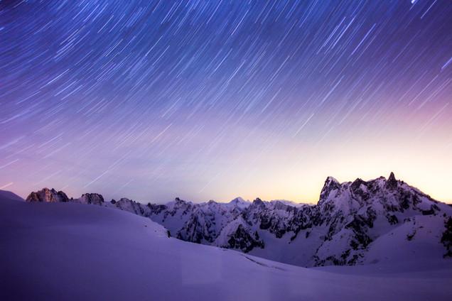 Vallée Blanche - Chamonix Mont-Blanc, France