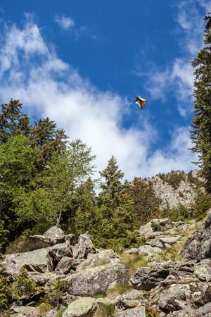 Zak Tessier - Chamonix, France
