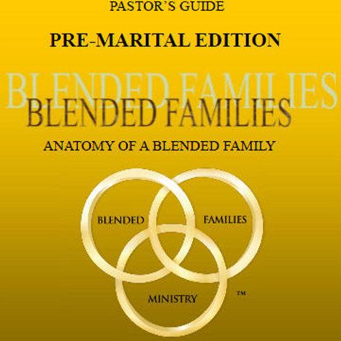 Blended Families Pre-Marital Pastors Guide