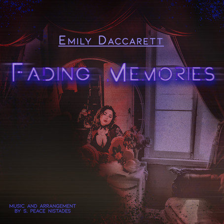 """Single Review: Emily Daccarett Releases """"Fading Memories"""" Which Will Be Featured on New Album Yours"""