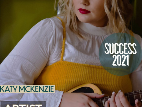 THE BEGINNING OF KATY MCKENZIE