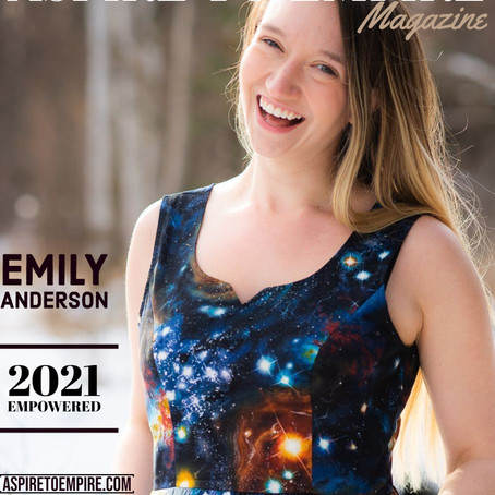 THE EXCITEMENT OF MUSIC WITH EMILY ANDERSON