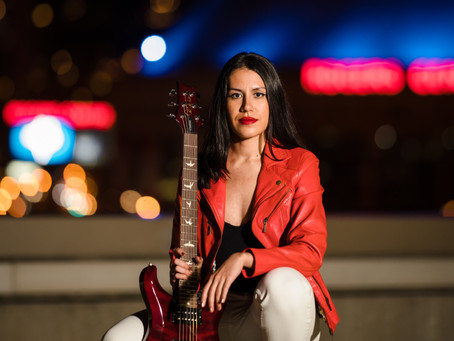 NATASHA MEISTER IS A CLASS ACT IN LATEST HOLIDAY CLASSICS RELEASE