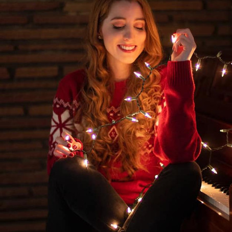 CONSTANZA HERRERO HELPS BRING HAPPINESS TO THE HOLIDAYS