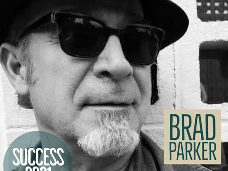"""'CLIMBING THE LADDER TO YOUR DREAMS"""" WITH BRAD PARKER"""