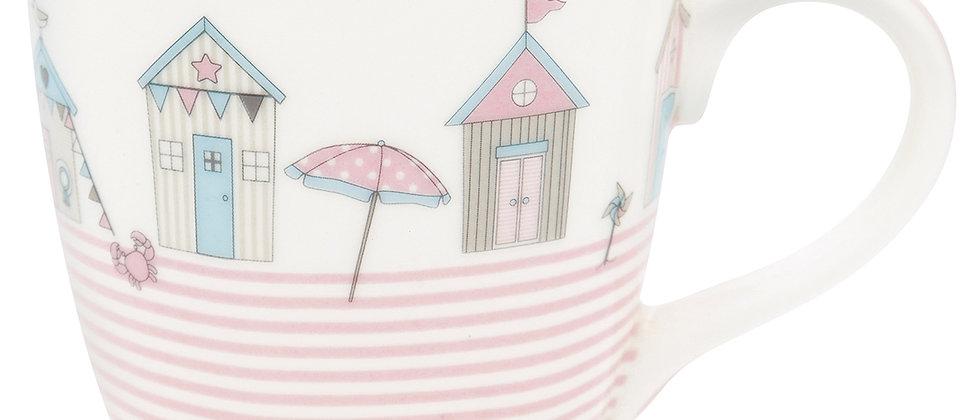GreenGate Kindergeschirr Ellison pale pink /Becher