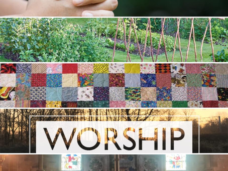 The Worship Patch Sunday 17th May 2020