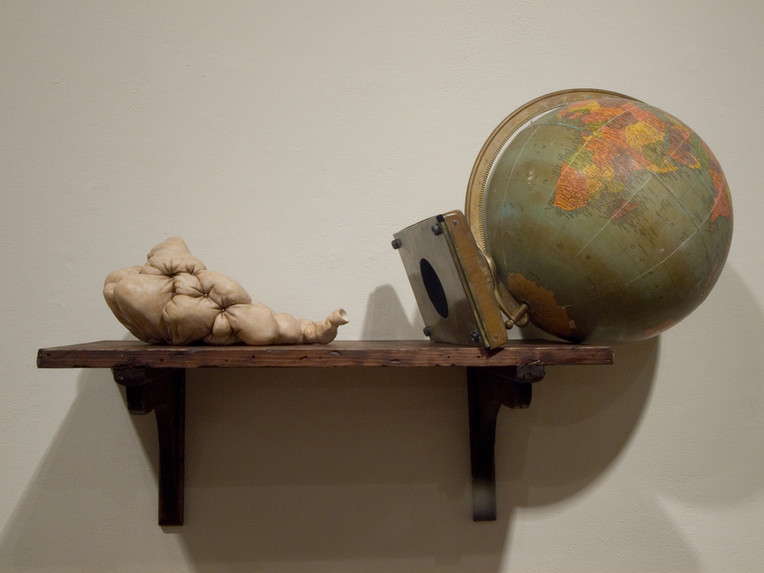 gravitation and the weight of the world