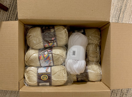 Lion Brand Yarn Hometown USA Yarn Review