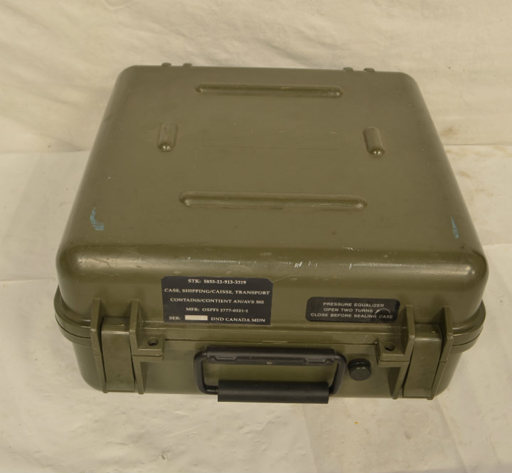 Small military case 1