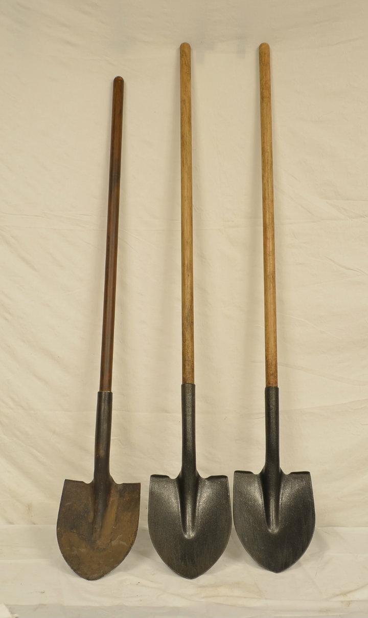 Prop shovels